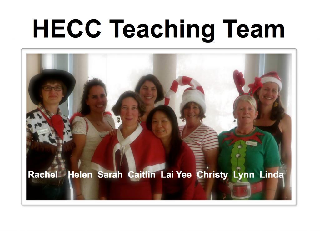 HECC Staff Photo 2015